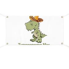 Tyrannosaurus Mex Banner