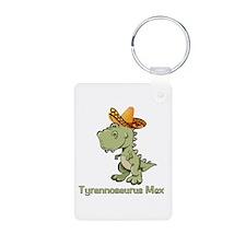Tyrannosaurus Mex Keychains
