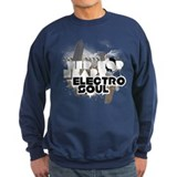 Hip Hop Heart, Electro Soul Jumper Sweater