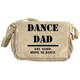 Unique Tap dance Messenger Bag