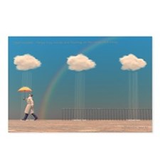 TINY CLOUDS Postcards (Package of 8)