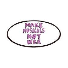 Make Musicals Not War Patches