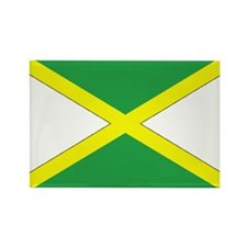 Jamaican Flag Magnet