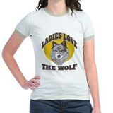Ladies Love the Wolf T