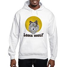 Lone Wolf Hoodie
