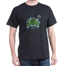 Cthulhu Busting Out T-Shirt