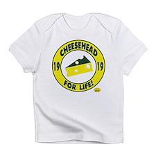 Cute Packer fan Infant T-Shirt