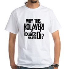 Why This Kolaveri Di? Shirt