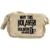 Why This Kolaveri Di? Messenger Bag