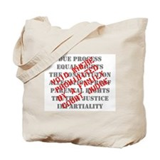 Equal Rights Void Tote Bag