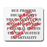 Equal Rights Void Mousepad