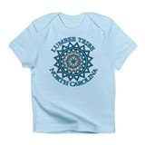 Carolina Patchwork Infant T-Shirt