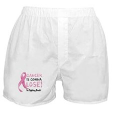 Breast Cancer is Gonna Lose Boxer Shorts