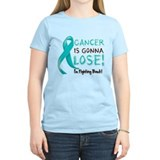 Ovarian Cancer is Gonna Lose T-Shirt