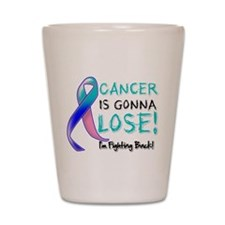 Thyroid Cancer is Gonna Lose Shot Glass