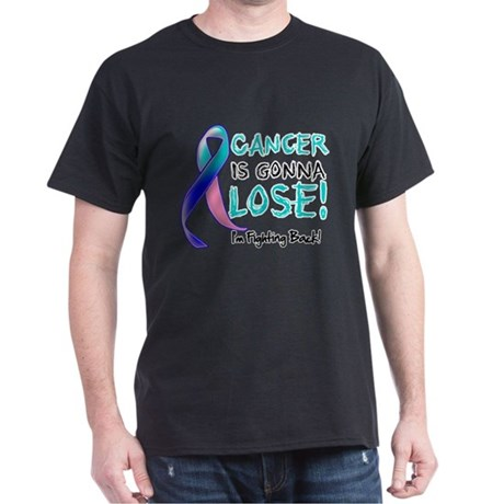 Thyroid Cancer is Gonna Lose Dark T-Shirt