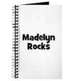 Madelyn Rocks Journal