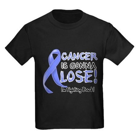 Stomach Cancer is Gonna Lose Kids Dark T-Shirt