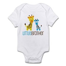 Giraffe Little Brother Onesie
