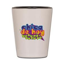 CHICA DE HOY TURURU TURURU Shot Glass