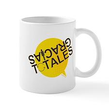 GRACIAS TOTALES Small Mug