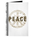 Distressed Peace Journal