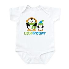 2 Penguins Little Brother Onesie