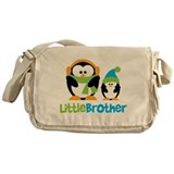 2 Penguins Little Brother Messenger Bag