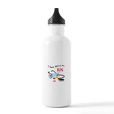 Mom Mom Est 2012 Thermos®  Bottle (12oz)