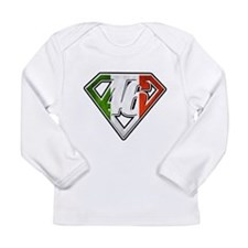 VRSMflag Long Sleeve Infant T-Shirt