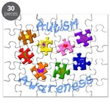 Autism Awareness Puzzle