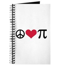 Peace, Love & Pi Journal