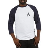 Star Trek Command Badge Baseball Jersey