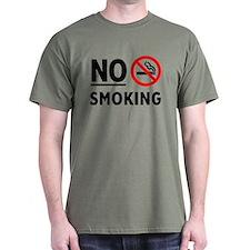 No Smoking T-Shirt