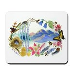 Nature Watercolor Mousepad