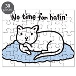 No Time for Hatin' Puzzle