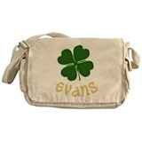 Irish Evans Messenger Bag