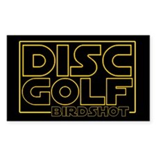 Sticker - Jedi Disc Golf