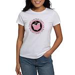 I Love Book Club Reading Women's T-Shirt