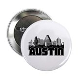 "Austin Skyline 2.25"" Button"