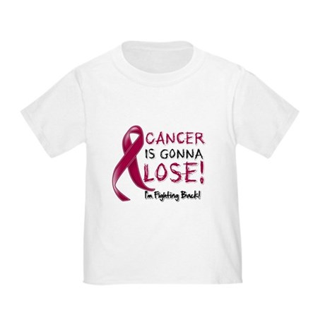 Multiple Myeloma Gonna Lose Toddler T-Shirt
