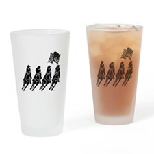quad Drinking Glass