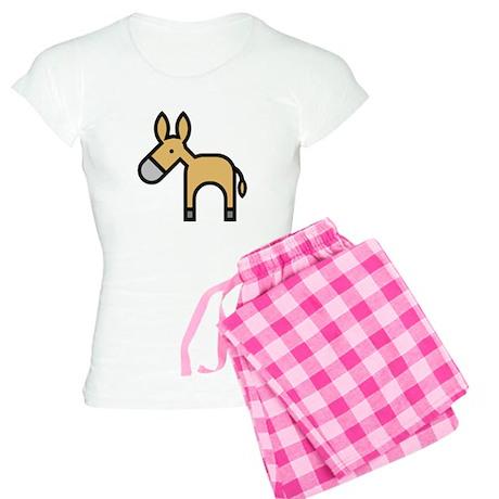 Donkeys and Mules Women's Light Pajamas