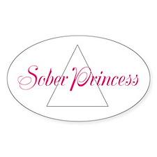 Sober Princess Decal