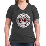 Bloody Zombie Task Force Shirt
