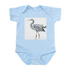 Cute Audobon Infant Bodysuit