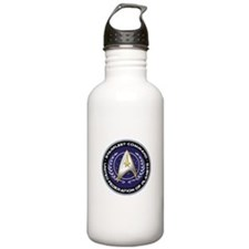 Starfleet Command Water Bottle