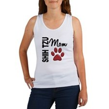 Shih Tzu Mom 2 Women's Tank Top