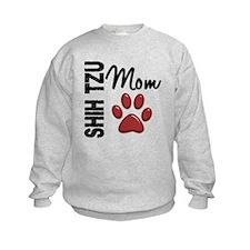 Shih Tzu Mom 2 Sweatshirt