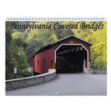 Pennsylvania Covered Bridges 2013 Wall Calendar